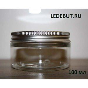 Банка ПЭТ 100 мл