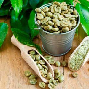 Экстракт СО2 «Зеленый кофе»