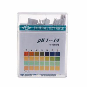 Индикаторная бумага (0-12)