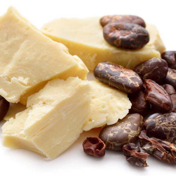 Масло какао (нерафинированное)