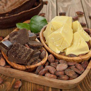 Масло какао (рафинированное)