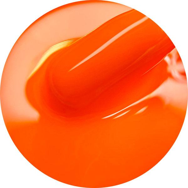 Оранжевый пигмент гелевый перламутр